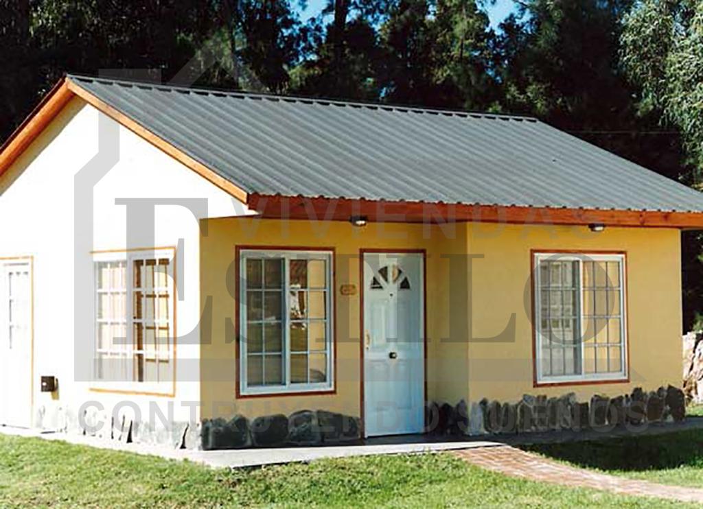 modelos viviendas estilo